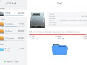 Mac系统开源免费的NTFS读写软件 NTFS Tool