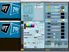 Win/Mac双平台视频投影工具VPT8
