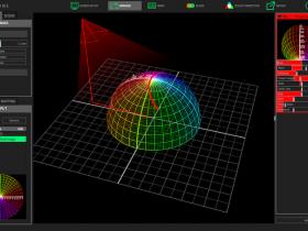 球体投影软件:OMNIDOME