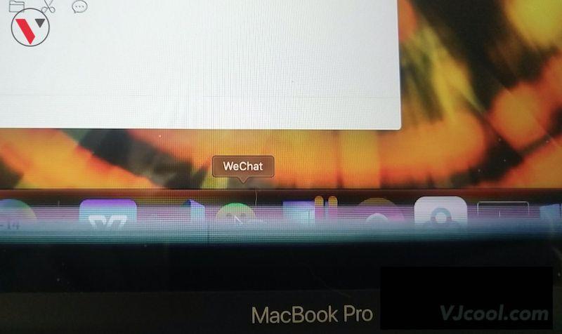 Macbook Pro 16/18款屏幕黑屏故障