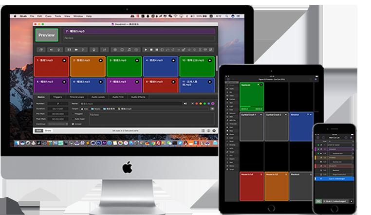 苹果系统专用演出音乐播放软件