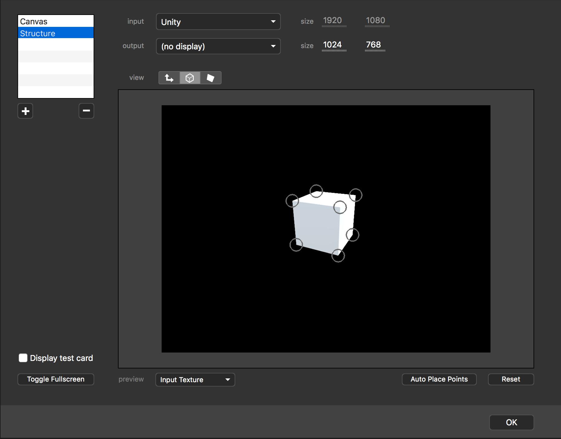 Millumin3开启Unity插件进行视频映射