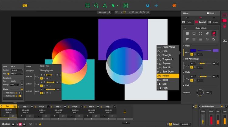 投影映射软件HeavyM发布新版:HeavyM 2